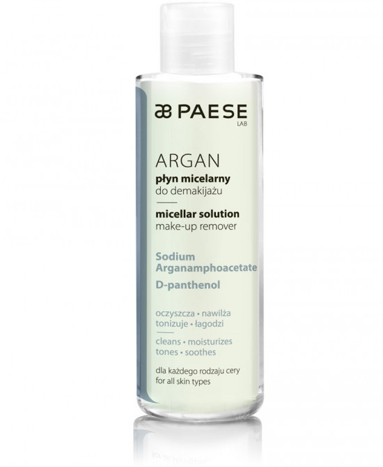 سرم ARGAN MICELLAR SOLUTION پایس
