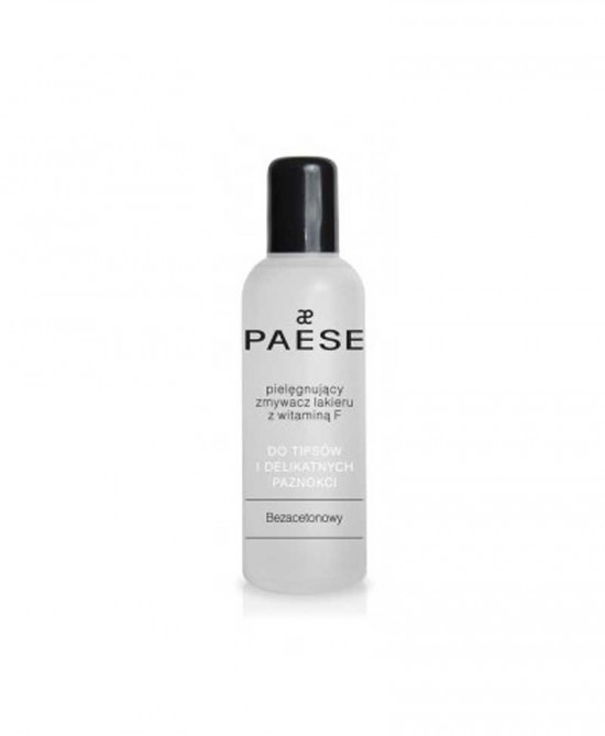 PROTECTIVE NAIL POLISH REMOVER WITH VITAMIN F Paese